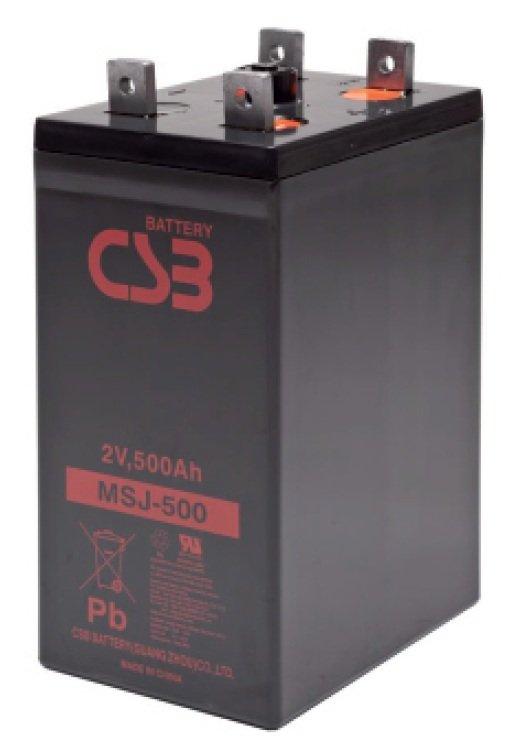 Аккумуляторная батарея CSB MSJ 500