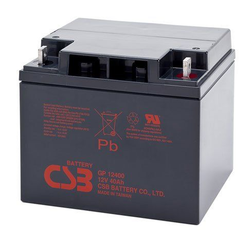 Аккумуляторная батарея CSB GPL 12400