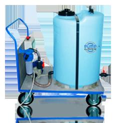 Установка для промывки теплообменников PUMP ELIMINATE 200 PROF V4V