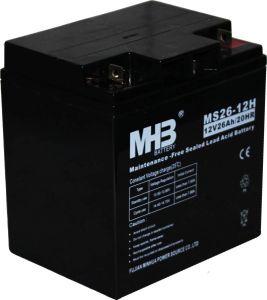 Аккумуляторная батарея MHB/MNB MS26-12