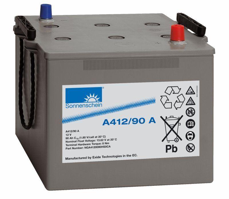 Аккумуляторная батарея SONNENSCHEIN A 412/90.0 A