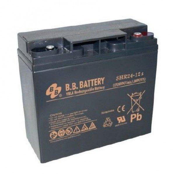 Аккумуляторная батарея B.B.Battery SHR 24-12s