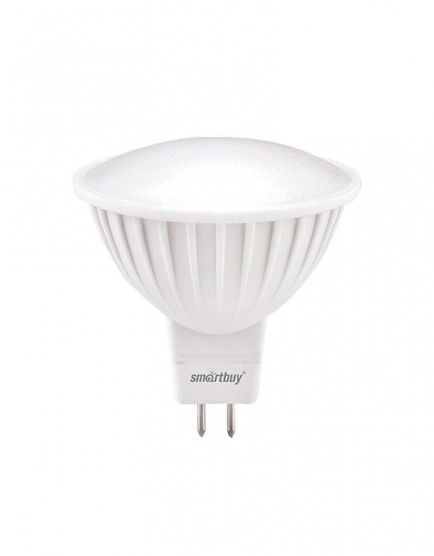 Светодиодная (LED) Лампа Smartbuy-Gu5,3-05W/3000 (SBL-GU5_3-05-30K-N)