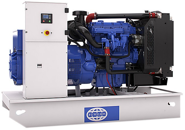 Трехфазная дизельная электростанция FG WILSON P65-5 откр.