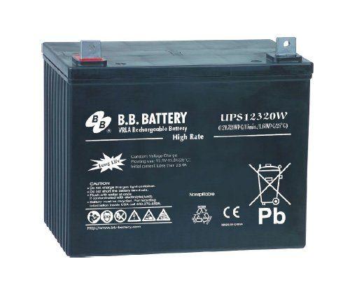 Аккумуляторная батарея B.B.Battery UPS 12400XW