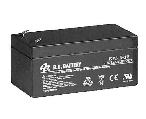 Аккумуляторная батарея B.B.Battery BP 3,6-12