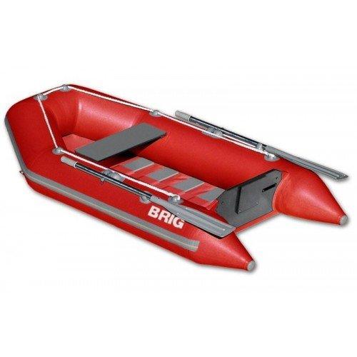 Лодка надувная BRIG D240S серия DINGO