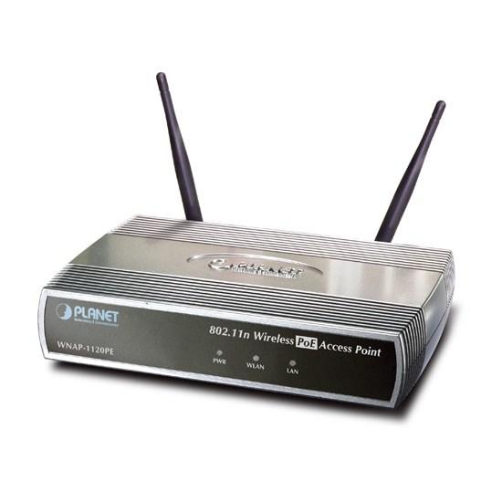 Wi-Fi точка доступа Planet WNAP-1120PE