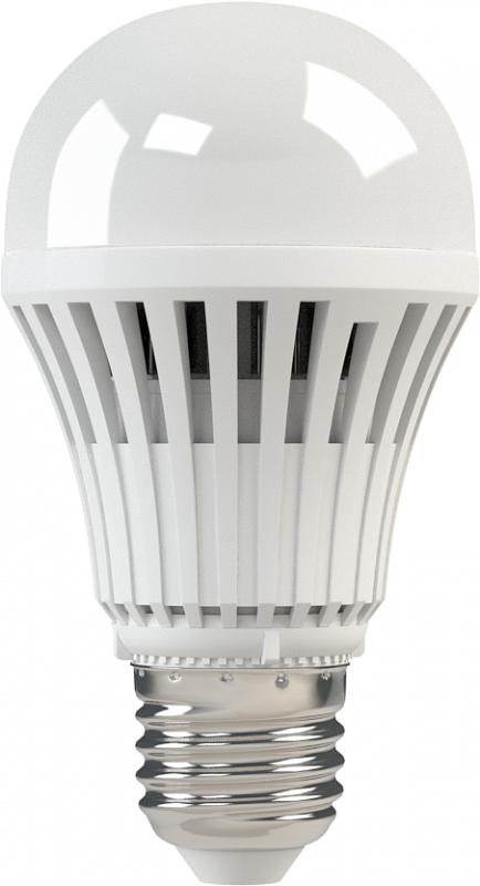 Светодиодная (LED) лампа X-Flash серия Bulb E27 10W 4K (46546)