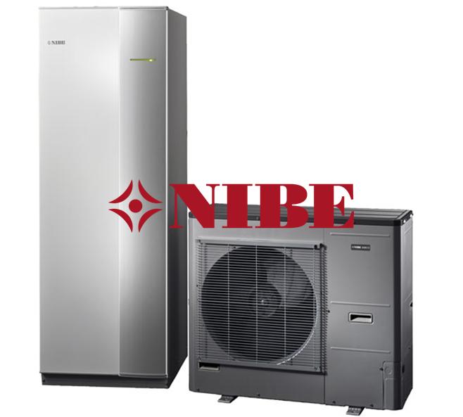 Тепловой насос воздух/вода NIBE Split package 2