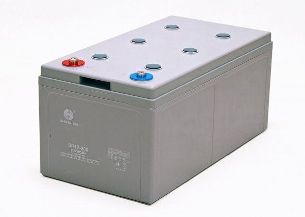 Аккумуляторная батарея Sacred Sun SP12-200