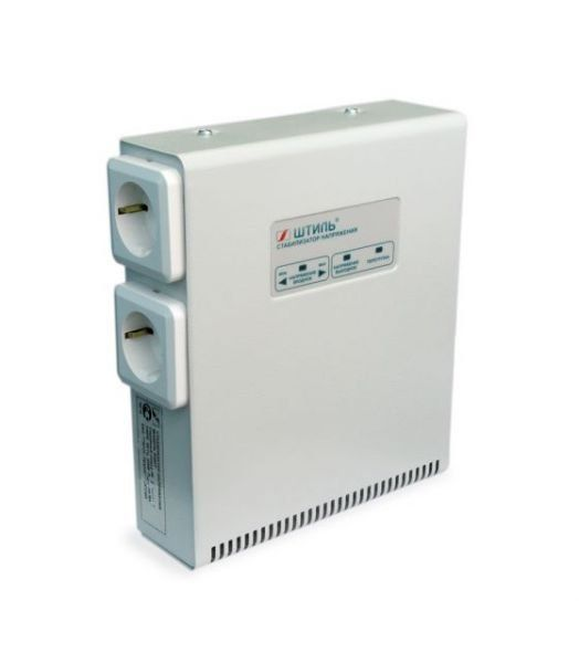 Однофазный стабилизатор напряжения ШТИЛЬ R 600ST