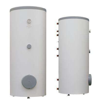 Водонагреватель комбинированного и косвенного нагрева Nibe Mega W-E 400.82
