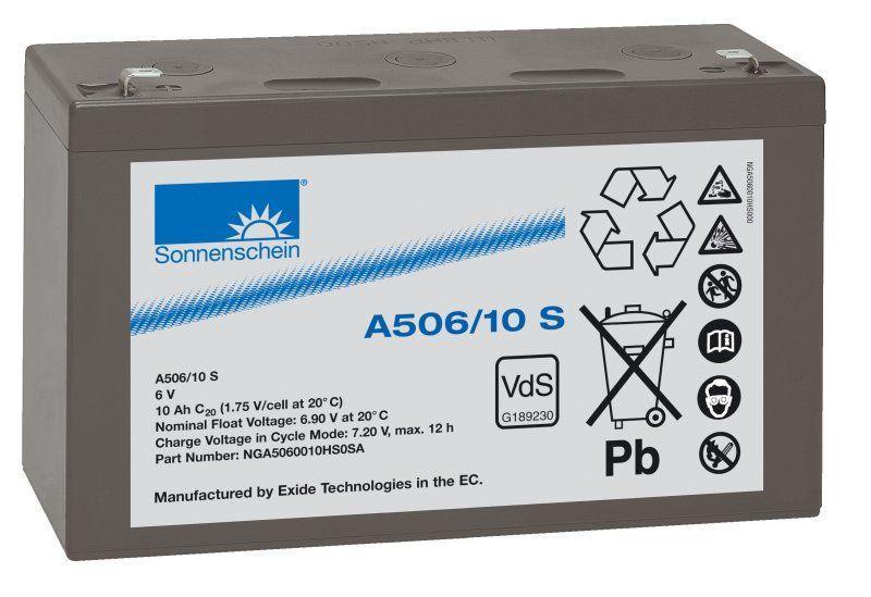 Аккумуляторная батарея SONNENSCHEIN A 506/10.0 S
