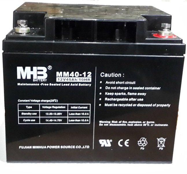 Аккумуляторная батарея MHB/MNB MM40-12