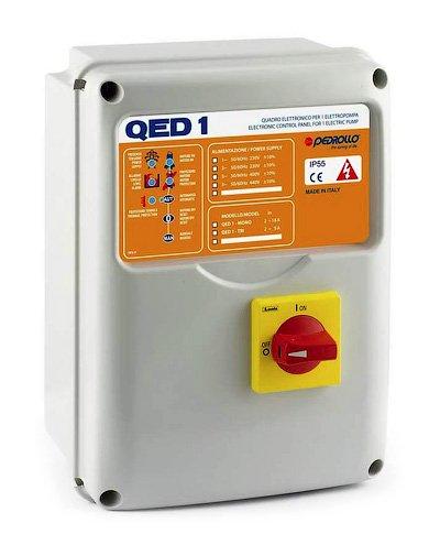 Пульт управления Pedrollo QED 1-TRI