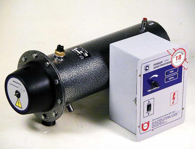Электрический котел ЭВАН ЭПО-1-7,5(380v)