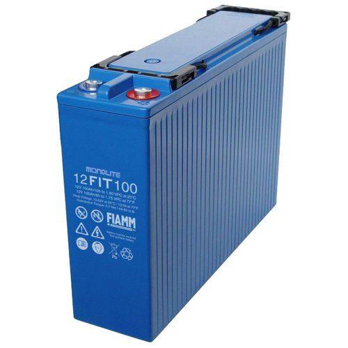 Аккумуляторная батарея FIAMM 12 FIT 100/19