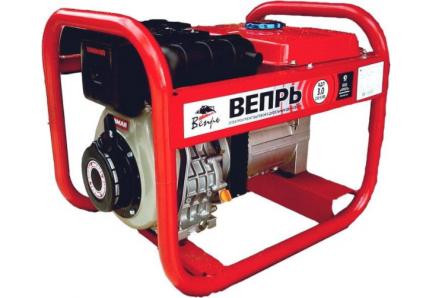 Однофазный дизельный генератор ВЕПРЬ АДП 3-230 ВЯ-Б