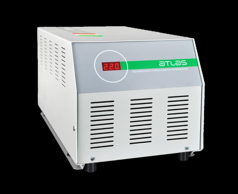 Ortea Atlas 7-10/20. Стабилизатор напряжения однофазный