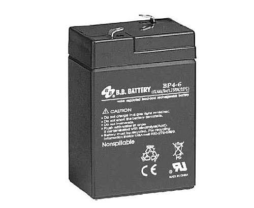 Аккумуляторная батарея B.B.Battery BP 4-6