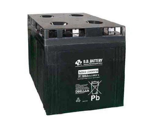 Аккумуляторная батарея B.B.Battery MSU 2000-2FR