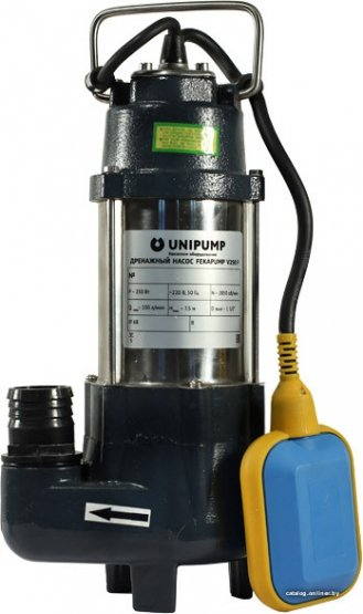 Дренажный насос UNIPUMP FEKAPUMP V250F