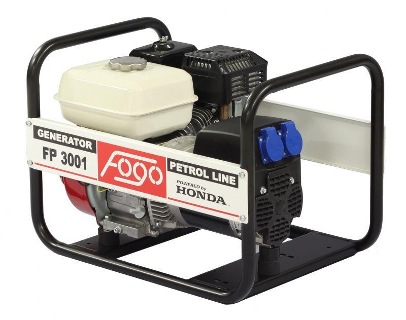 Бензиновый генератор FOGO FP 3001