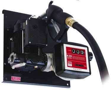 Перекачивающая станция для дизельного топлива PIUSI ST E 80/M K33