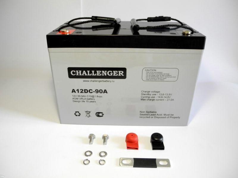 Аккумуляторная батарея Challenger A12-90A