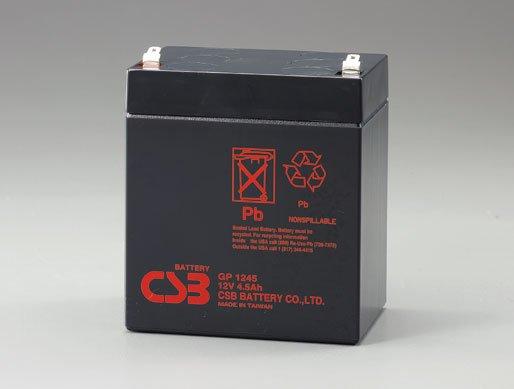 Аккумуляторная батарея CSB GP 1245 (16W)