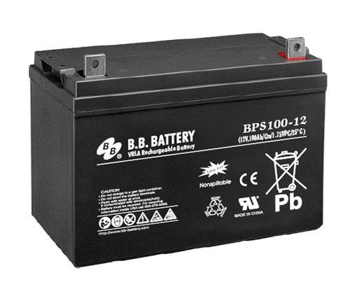 Аккумуляторная батарея B.B.Battery BPS 100-12