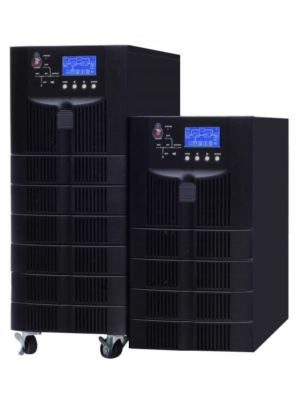 Источник бесперебойного питания Gewald Electric HT1110L (8A)