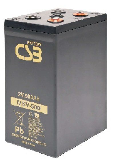 Аккумуляторная батарея CSB MSV 500