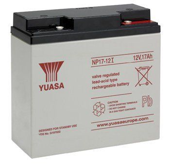 Аккумуляторная батарея YUASA NP 17-12I