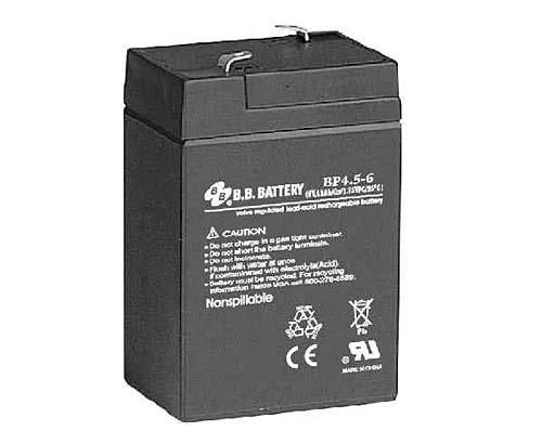 Аккумуляторная батарея B.B.Battery BP 4,5-6