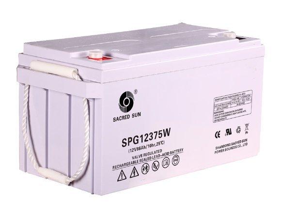Аккумуляторная батарея Sacred Sun SPG12375W