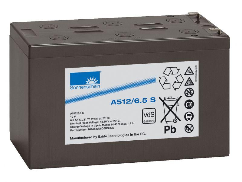 Аккумуляторная батарея SONNENSCHEIN A 512/6.5 S