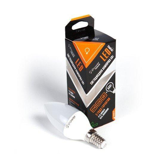 LED Лампа iPower Premium IPPB5W2700KE14