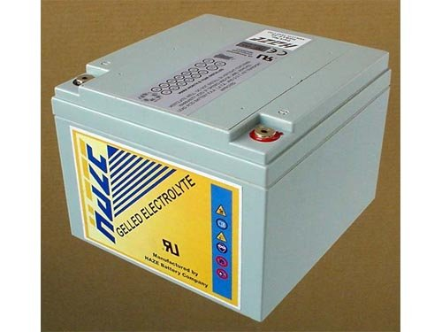Аккумуляторная батарея HAZE HZY12-26