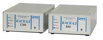 Однофазный стабилизатор напряжения КАСКАД CH-800