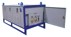 Трехфазный стабилизатор напряжения LIDER PS 100 SQ-S-25