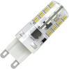 Светодиодная (LED) лампа X-Flash Finger G9 3W(3вт),желтый свет 3000K,световой поток 220лм, 220V(в) (45143)