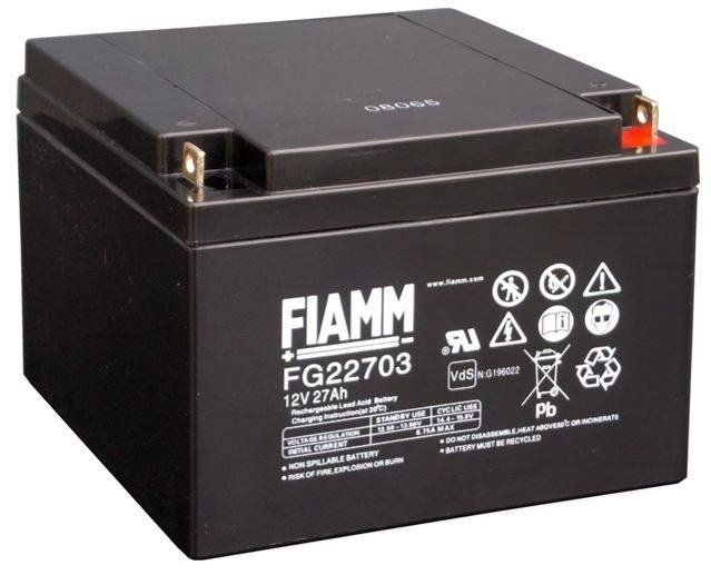 Аккумуляторная батарея FIAMM FG 22703