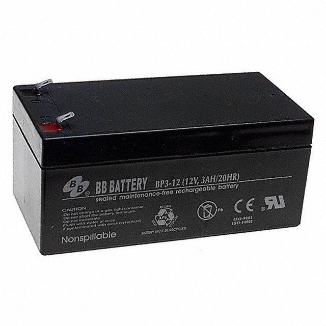 Аккумуляторная батарея B.B.Battery BP 3-12