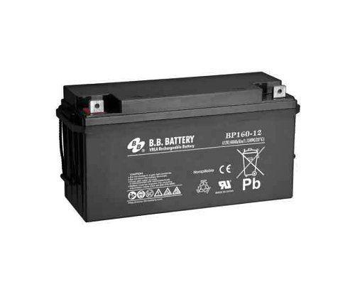 Аккумуляторная батарея B.B.Battery BP 160-12