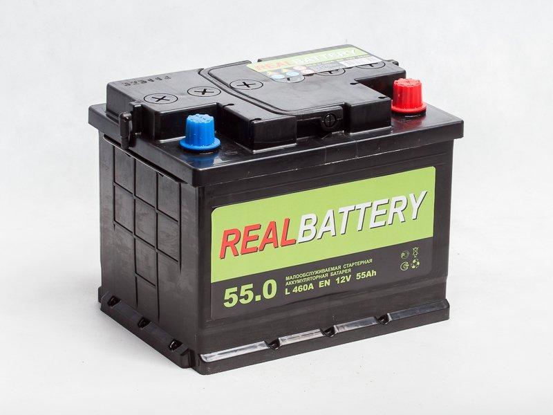 Аккумуляторная батарея REALBATTERY 110 о.п.