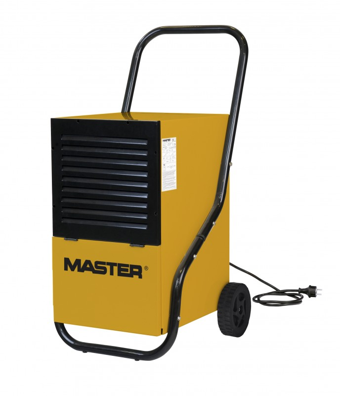 Профессиональный осушитель воздуха MASTER DH 752