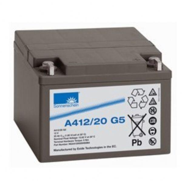 Аккумуляторная батарея SONNENSCHEIN A 412/20.0 G5