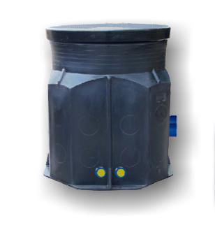 Коллекторный колодец Energeo Brado 2 3 5 D